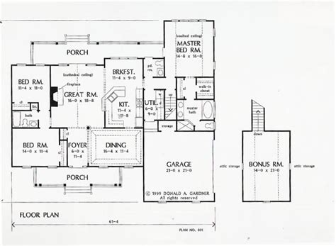 simple colonial house plans house plans