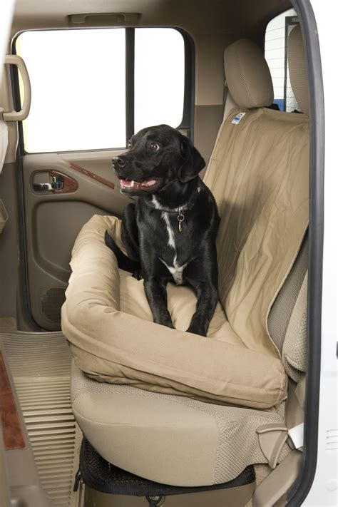 back seat pet bed canine covers back seat beds