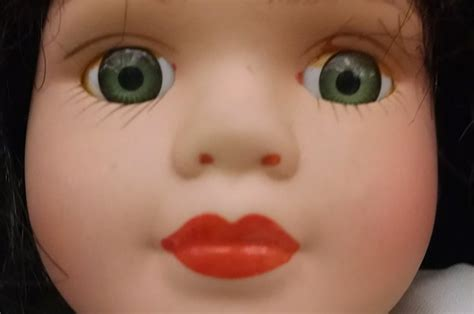 i bought a haunted doll i bought a haunted doll from ebay and now she s my friend