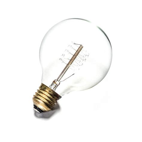 large globe light bulbs traditional filament large and small globe light by