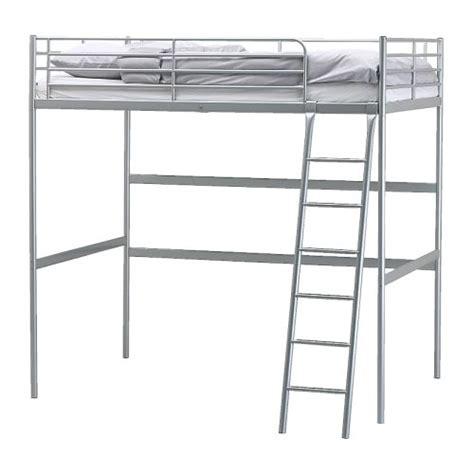 loft bed ikea wts rare ikea troms 214 loft bunk bed frame doubledecker