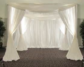 wedding backdrop event decorating company wedding chuppah the lakeland center wedding winner