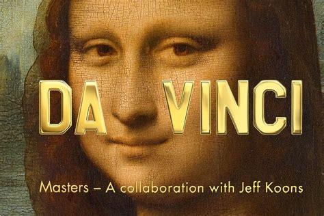 Jeff Koons puts the Mona Lisa on a Louis Vuitton bag | Dazed Jeff Koons Balloon Sculpture