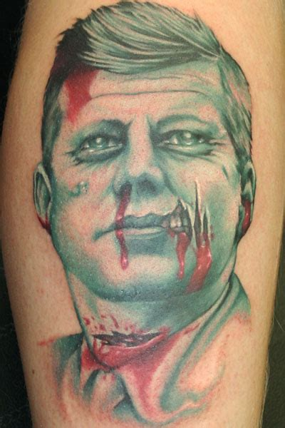 jfk tattoo best tattoos 401ak47 a survival plan