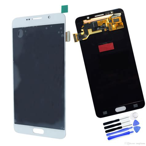 Lcd Galaxy Note 5 lcd touch screen assembly replacement for samsung galaxy