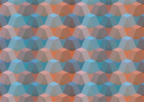 geometric pattern making create a colorful geometric pattern in photoshop