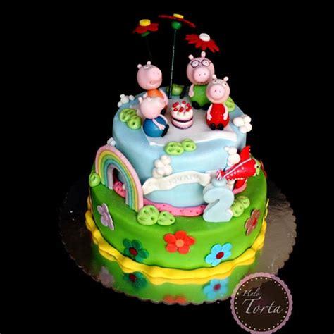 pepa sa porodicom torta pepa sa porodicom i avion decije torte halo