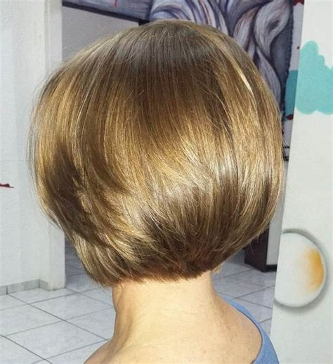 back view wavy short bob for thick hair 2015 60 classy short haircuts and hairstyles for thick hair