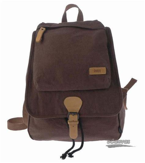 Canvas Travel Backpack White school drawstring backpack canvas travel backpack 3