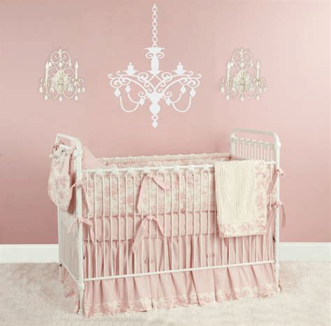 home decor wonderful nursery chandelier with pink