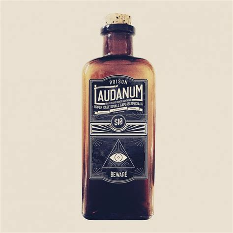 Laudanum Also Search For Laudanum Vintage Font Advertising