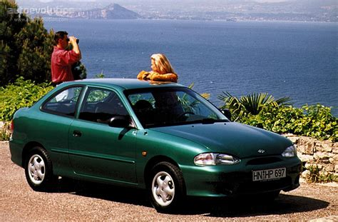 Excel Car Hyundai Excel 3 Doors Specs 1998 1999 2000 Autoevolution