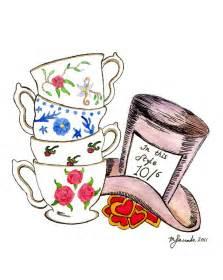 mad hatter s tea party by kookycherry on deviantart