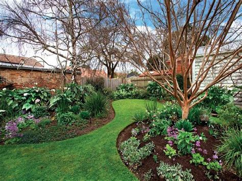 photo of a australian native garden design from a real