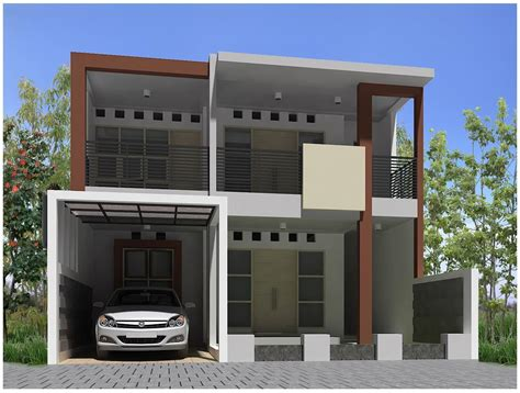 gambar desain atap rumah 2 lantai 69 desain rumah indah 1 lantai 65 desain rumah