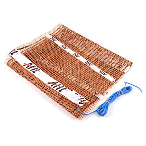 Carpet Heating Mats by Electric Undefloor Heating Suitable For Any Floor