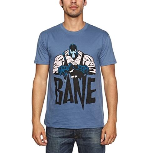 Bane 16 T Shirt Size M t shirt batman bane emi officially licensed t shirt