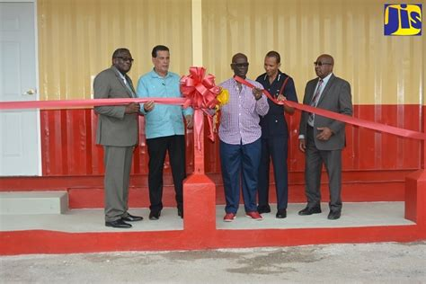 fireboat station montego bay fireboat station opens jamaica information