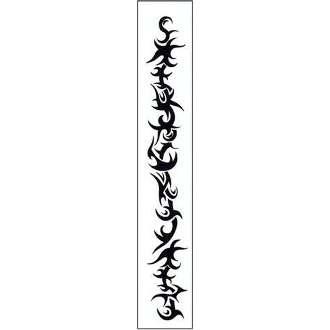 tribal band tattoo stencils unique black tribal armband