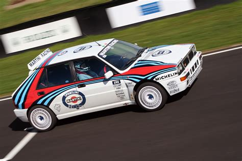 martini livery lancia influx look at the martini racing stripes