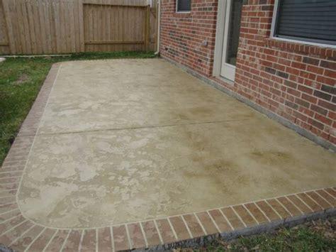 custom concrete surfaces