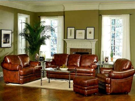 acme billan sectional living room set in green deep brown leather sofa set for traditional living room
