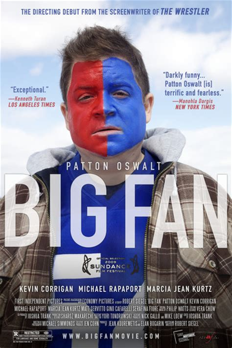 big fan reviews big fan movie review film summary 2009 roger ebert