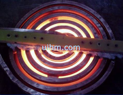 induction heat plate induction heating stainless plate with pancake induction