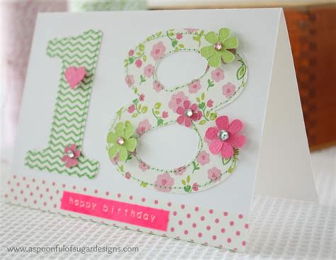 simple birthday cards to make easy birthday cards to make a spoonful of sugar