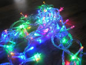 arduino controlled flashing christmas fairy lights with