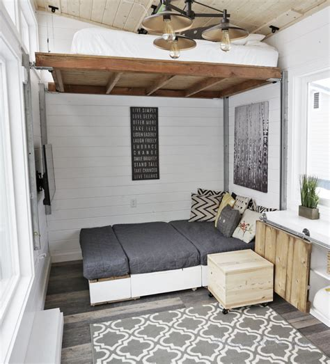 ana white ana white diy elevator bed for tiny house diy projects