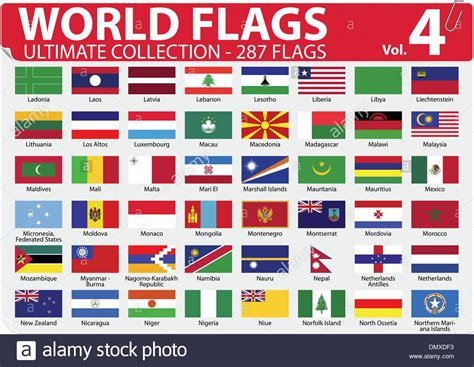 flags of the world ultimate world flags ultimate collection 287 flags volume 4