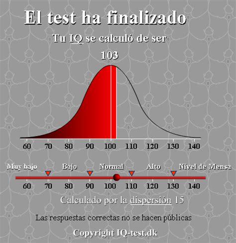 mensa test qi test para medir tu inteligencia quot iq quot taringa