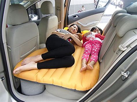 bed for car heavy duty car travel inflatable mattress car inflatable