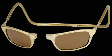 75 000 clic gold world s most expensive eyeglasses