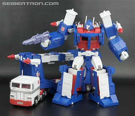 Trasformer Mp 22 Ultra Magnus new galleries masterpiece mp 22 ultra magnus with spike and daniel witwicky transformers