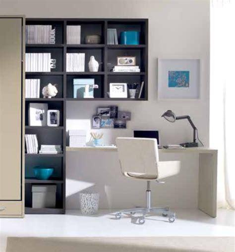 libreria con scrivania incorporata scrivanie piccole