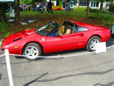 Ferrari 308 Wheels For Sale by Sell Used 1981 Ferrari 308 Gts With 16 Quot Euro Wheels In