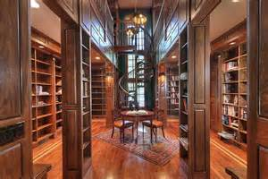 Five Bedroom Floor Plans luxury living private libraries christie s