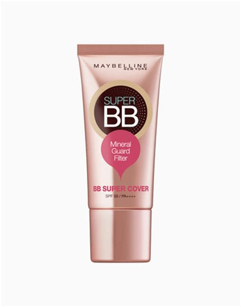 Maybelline Mineral Bb bb by maybelline products beautymnl