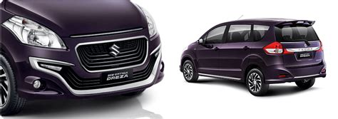 Suzuki Ignis Front Bumper Guard Activo Tanduk Depan Jsl New Ertiga Dreza
