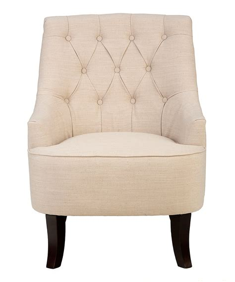 Tufted Accent Chair Button Tufted Accent Chair Zulily