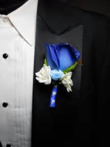 blue boutonniere unavailable listing on etsy
