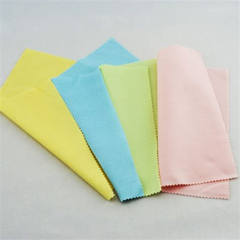 Glasses Cleaning Cloth by Sublimation Microfiber Cleaning Cloth Roll Glasses Cloth