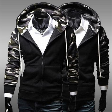 design hoodie simple men s fashion camouflage simple design hoodie male casual