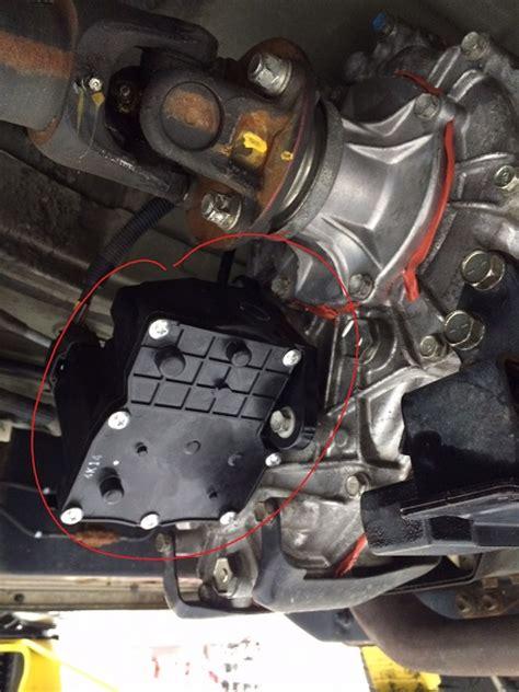 Aktuator 4wd Hilux P0658 Actuator Supply Voltage Circuit Low
