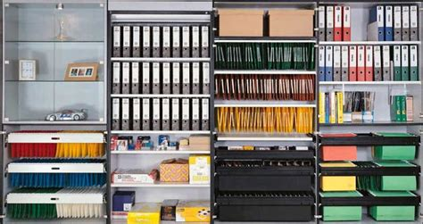 Storage Corporate Office by Business Organizing Wolpert Organizing