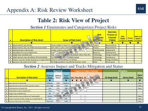 Total Cost Of Risk Worksheet by Nesad 187 Total Cost Of Risk Worksheet Geological Time