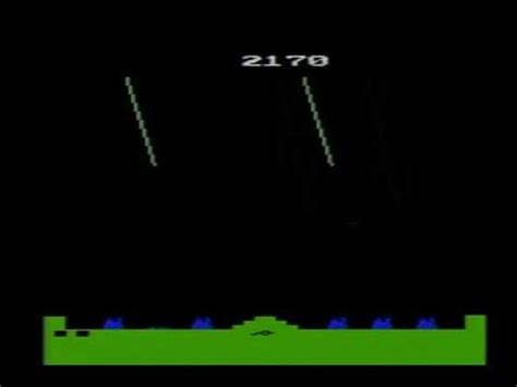 missile command the atari 2600 journal books missile command atari 2600 gameplay
