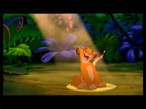 le roi lion film youtube le roi lion the lion king hakuna matata french youtube